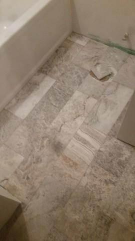 Hall Bath Remodel in Crofton, MD